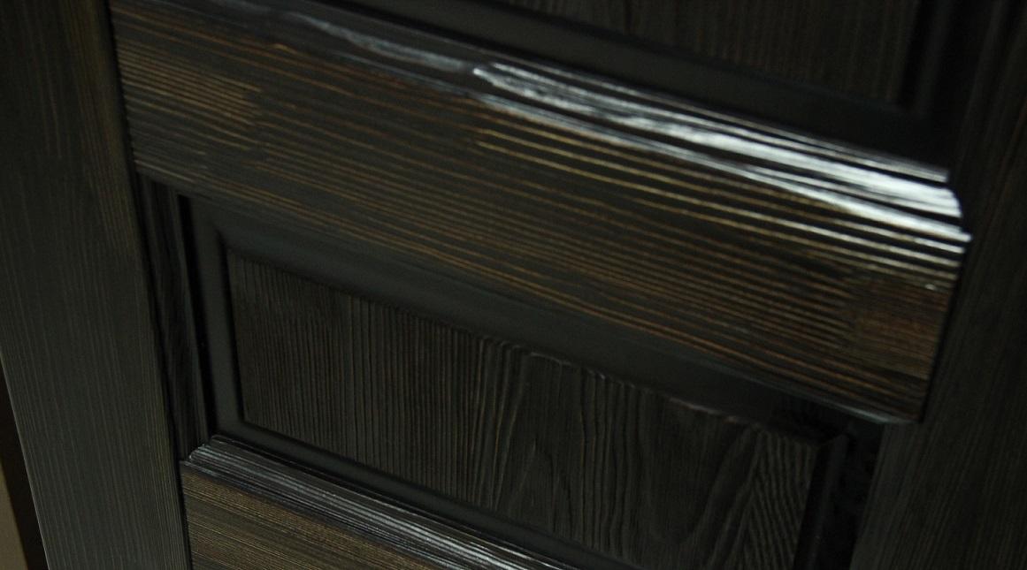 Леонардо ДГ массив сосны брашированный