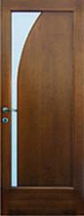 Дверь Исток 1 массив дуба (С)