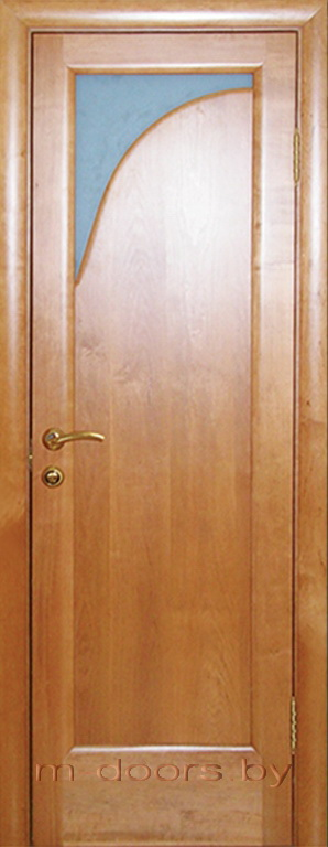 Дверь Исток 3 массив дуба (С)