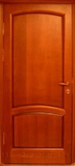 Дверь Классика-1 ДГ массив сосны (С)
