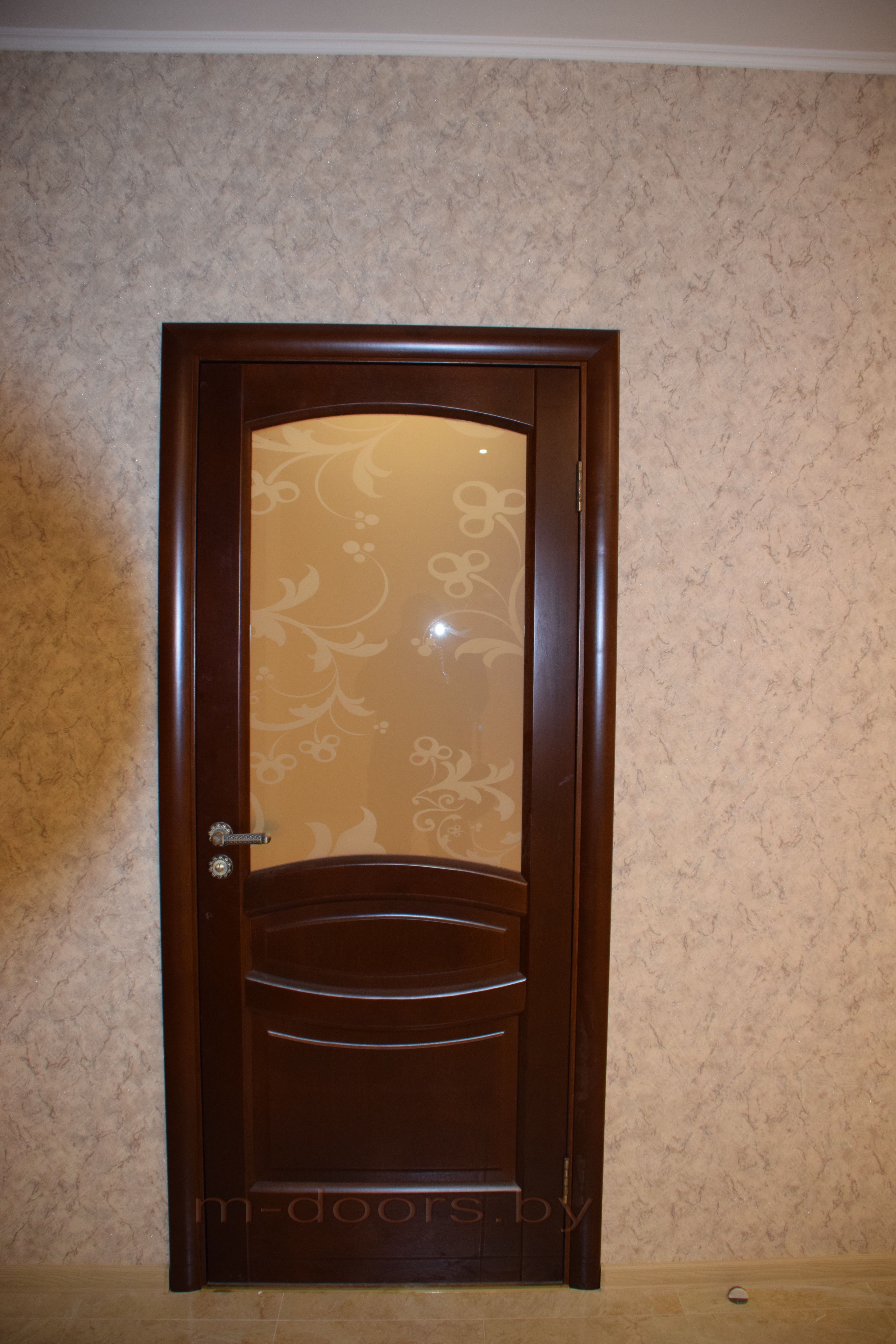 Дверь Классика-2 ДО массив сосны (С)
