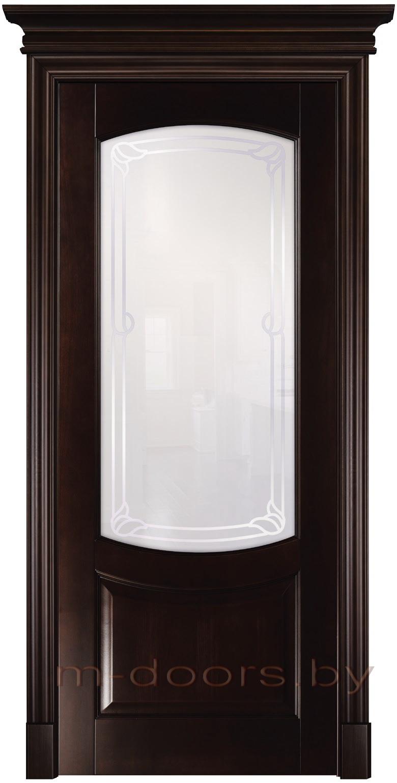 Дверь Классика-3 ДО массив (С)