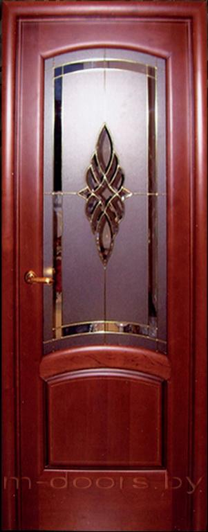 Дверь Классика-1 ДО массив сосны (С)