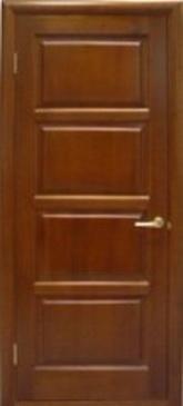 Дверь Лестница ДГ массив ольхи (С)