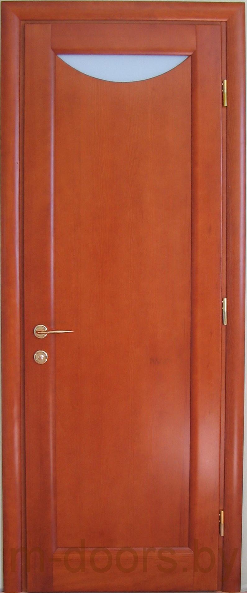 Дверь Месяц массив (С)