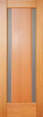 Дверь Полоса массив ольхи 3(С)