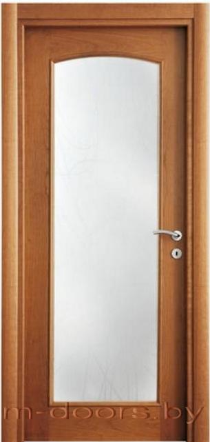 Дверь Нова-2 ДО массив ольхи (С)