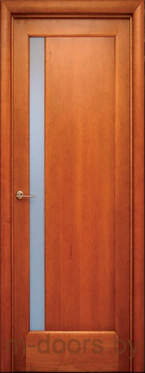 Дверь Полоса-2 массив (С)
