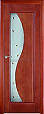 Дверь Силуэт массив сосны (С)