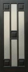 Дверь Квадрат массив дуба (С)