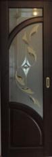 Дверь София массив ольхи (С)