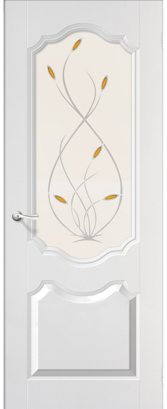 Орхидея ДО Белая