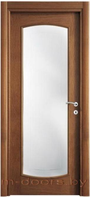 Дверь Нова-3 ДО массив дуба (С)