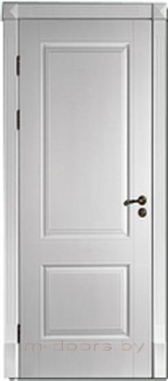 Дверь Классика-4 ДГ массив ольхи (С)
