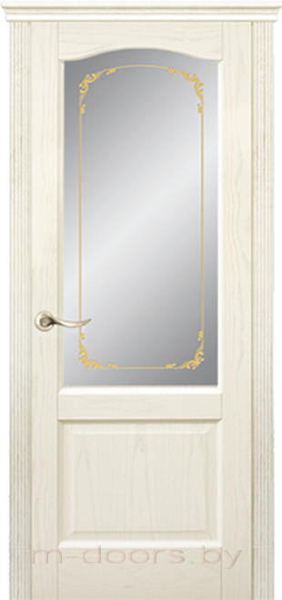 Дверь Классика-5-ДО массив ольхи (С)
