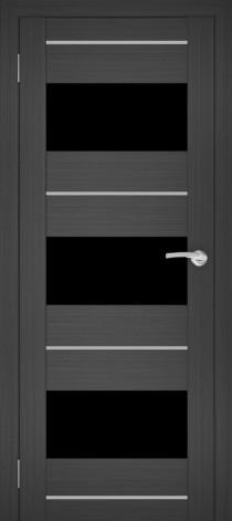 Амати 08 черное стекло