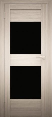 Стелла 15 черное стекло