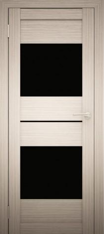 Стелла 16 черное стекло
