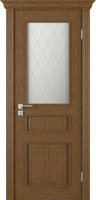 Дверь С21 Витраж