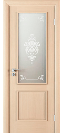 Дверь С2 Витраж