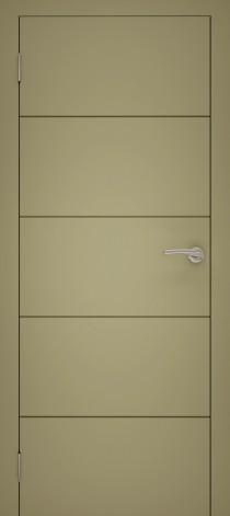 Дверь Акварель 11