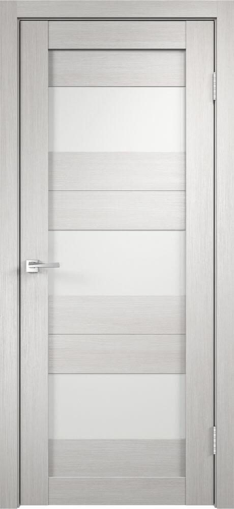 Дуплекс-5 белое стекло