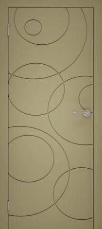 Дверь Акварель 18