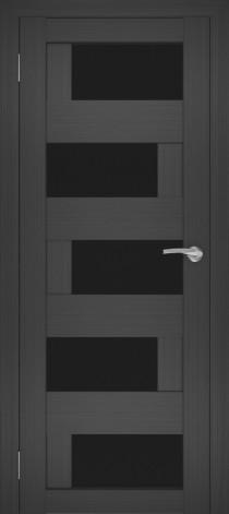 Амати 23 черное стекло