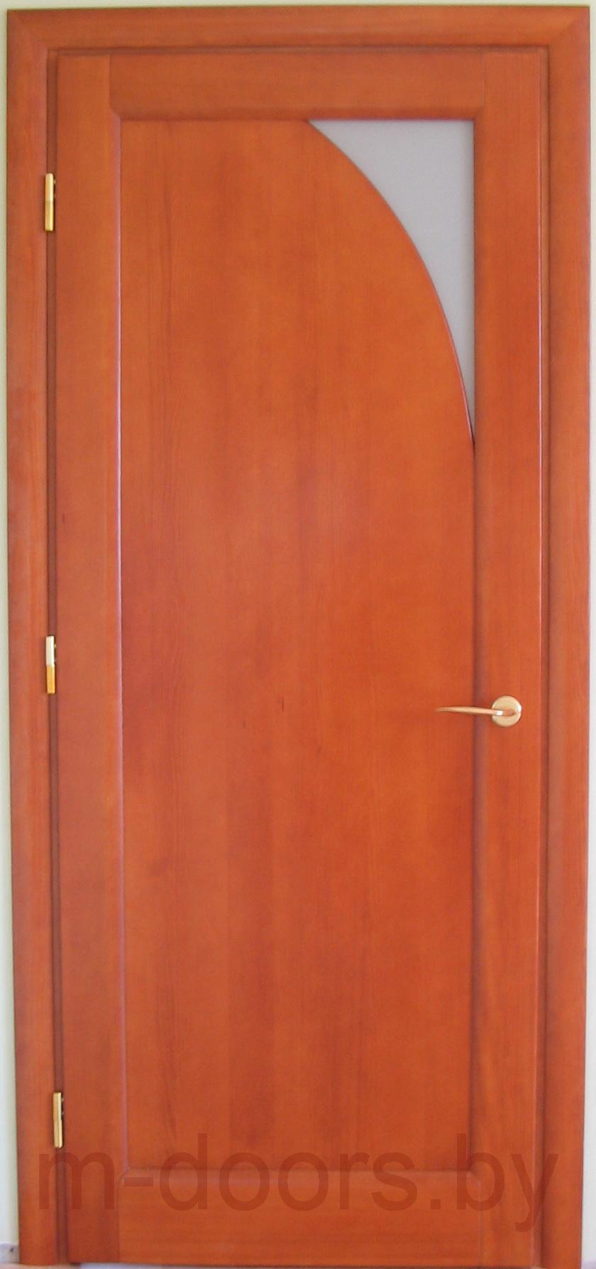 Дверь Месяц-2 массив (С)