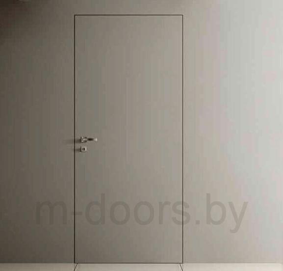 Скрытая дверь (Дверь-невидимка)